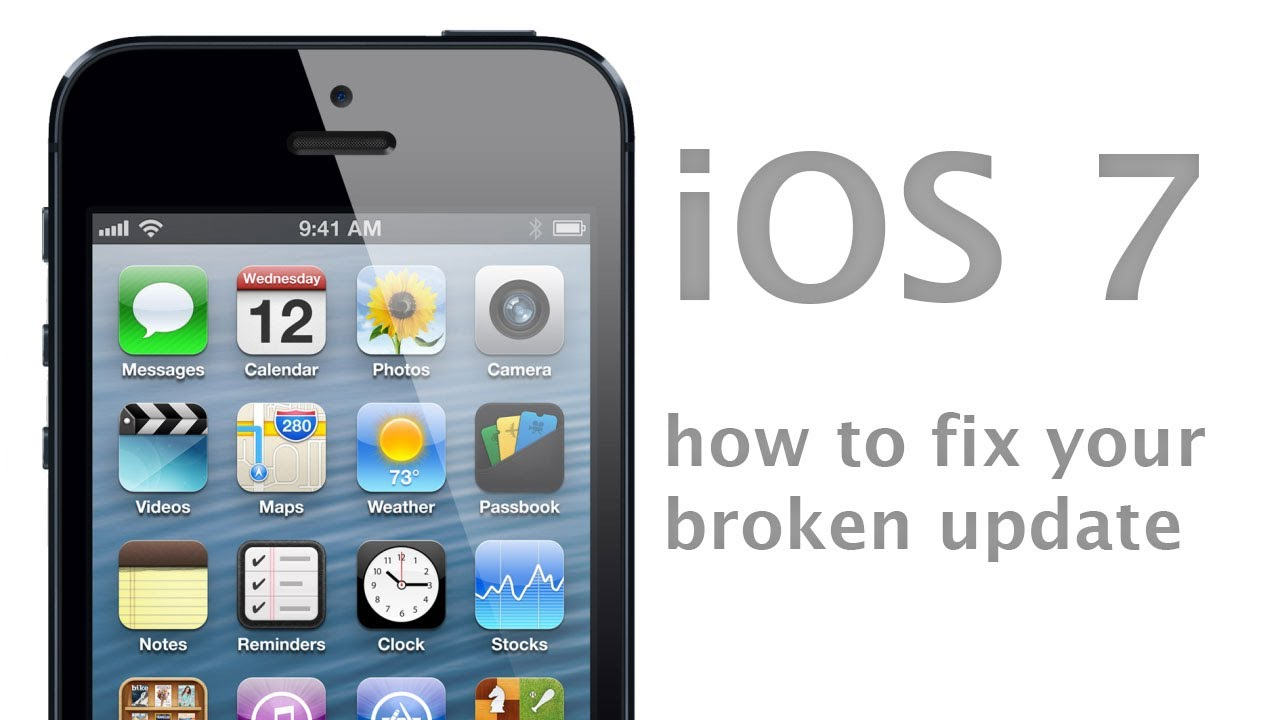 how to fix an iphone 4 that wont turn on