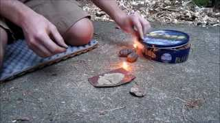 The Most-Primitive Fire Method