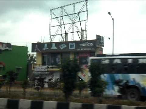 Bangalore - Drive to the Airport 2