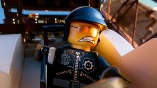 The LEGO Movie Videogame Walkthrough Part 5 Escape From