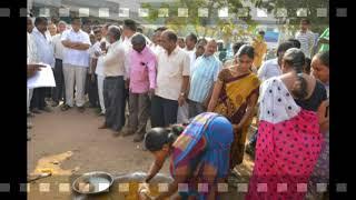 పాల్వంచలో MLA జలగం అభివృద్ధి పనులు (వీడియో)