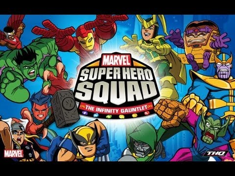 Walkthrough: CARRIER FULL OF INFINITY, Episode 9 Marvel Super Hero Sqaud, The Infinity Gauntlet)