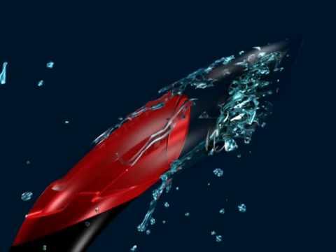 Atomic Aquatics SV2 Dry Snorkel