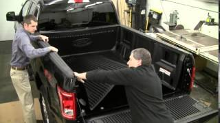 Ford Drop In Bedliner Installation 2015 F150