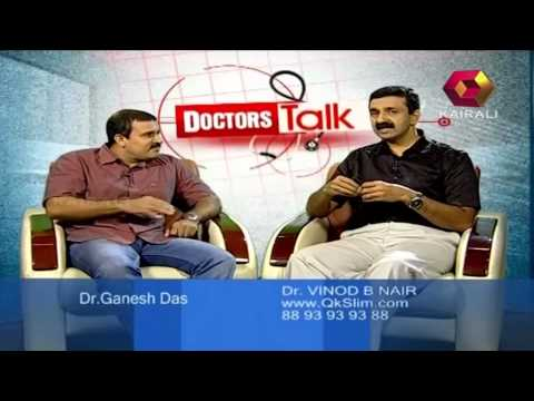 Doctor's Talk - Dr Vinod B Nair talks about obesity