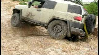 ARB Toyota FJ Cruiser Buildup videos