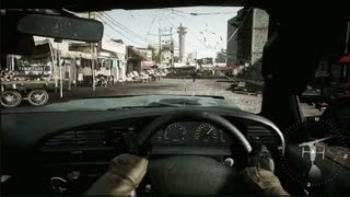 Medal of Honor Warfighter Gameplay : Pakistan Car Chase