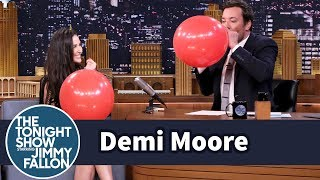 Demi Moore's Helium Interview