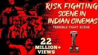 'I' Movie More Risk Fighting Scene In Indian Cinemas