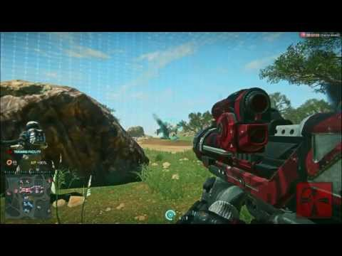 Planetside 2: Striker Javelin