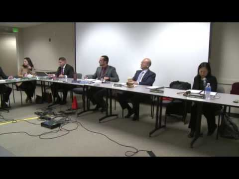 Acupuncture Board of California Research Committee Meeting - December 14, 2016