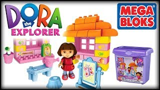 ♥ Dora The Explorer Dora's Art Adventure Tub Unboxing