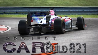 Project CARS Build 821 [FullHD] [GER] Formel B @ Snetterton