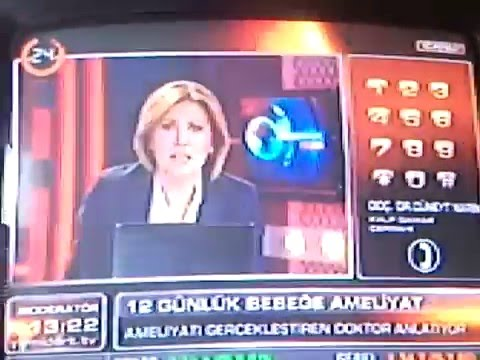 Kanal 24- canlı yayın