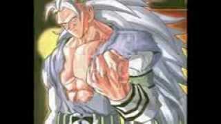 Faces De Goku Hasta La Ultima . Endemoniado