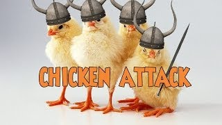 CHICKEN ATTACK! - The Mighty Quest for an Epic Loot - Open Beta Gameplay