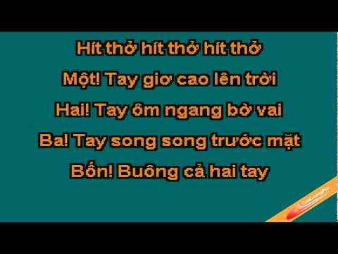 Bai The Duc Buoi Sang Karaoke - Xuan Mai - CaoCuongPro