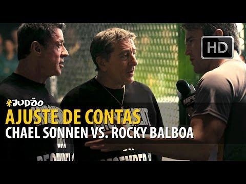 AJUSTE DE CONTAS | Chael Sonnen VS. Rocky Balboa (HD) Sylvester Stallone, Robert De Niro