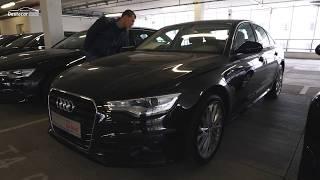 Audi A6 S-line /// Авто из Германии Денис Рем Дестакар