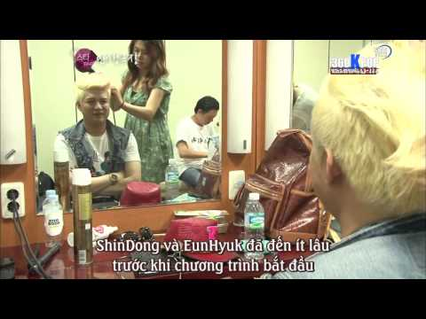 [Vietsub][SuJu Team@360kpop]120716 Star Life Theater EP1 with Super Junior