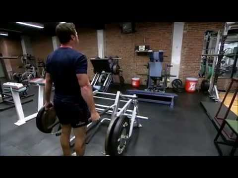 USA Rugby Rising -- Webisode #2: Working Out w/ Mike Petri