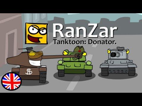 Tanktoon #50 - Donator