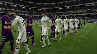 (PS4/Xbox One) FIFA 15 Real Madrid Vs FC Barcelona