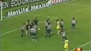CHIVAS VS AMERICA, CLAUSURA 2004, PENAL QUE PARA TALAVERA