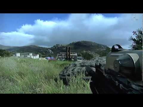 ArmA 3 - геймплей с техникой