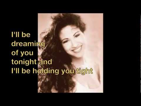 Selena  Dreaming of You Lyrics