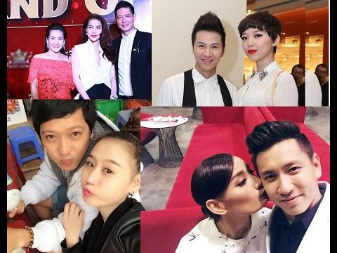 """Những sao Việt là """"ông Tơ bà Nguyệt"""" nổi tiếng """"mát tay"""" của showbiz Tin Nóng 24H"""
