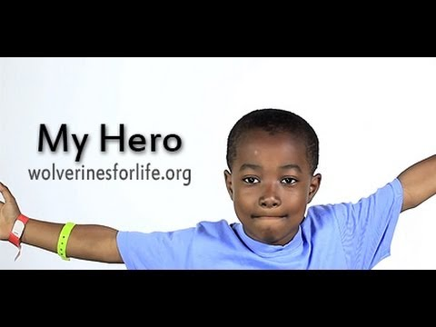 My Hero: Become a life-saving donor on YouTube