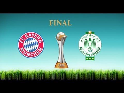 FC Bayern München vs Raja Casablanca Full Game !