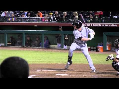 Colin Moran, Miami Marlins INF Prospect (2013 Arizona Fall League)