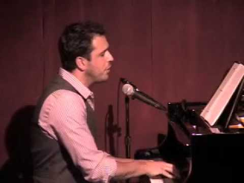 Its Good To See You Again - Sung by Scott Alan on June 15th, 2009 @ Birdland