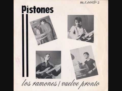 Thumbnail of video Los Pistones - Los Ramones (1982)