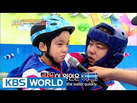 Let's Go! Dream Team II | 출발드림팀 II : Children's Day Special-'My dad and I' (2015.05.21)