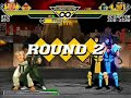 Capcom/SNK Vs Mortal Kombat Match One