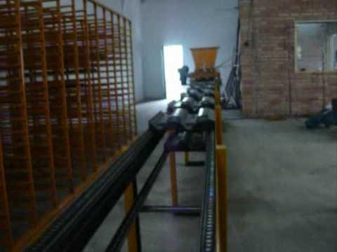 Telmaq - Máquinas para Construção de Telhas de Concreto