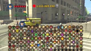 LEGO Marvel Superheroes Cyclops Gameplay And Location