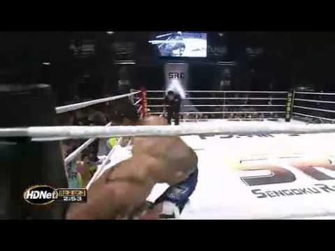 Jadamba Narantungalag /Mongol/ vs Akihiro gono /Japan/ SRC - 14 MMA