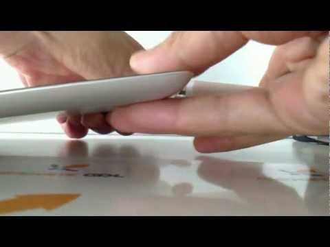Adaptador USB para iPad, iPad 2 y nuevo iPad o iPad 3