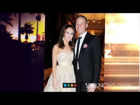 Ashley Hebert and JP Rosenbaum Announce They're Expecting! - The Buzz