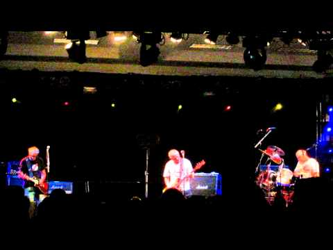 NoMeansNo - Bumbershoot 2011 - Slave (half of song only)