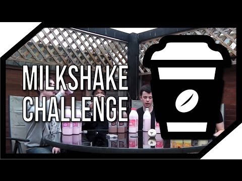Milkshake Challenge, Stilton Films goes for the Milk Challenge but add some flavour to it. Viewers discretion is advised.