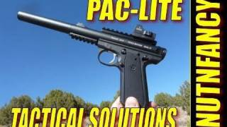 "Tactical Solutions Ruger Mk II .22: ""Suppressed Fun"" By"