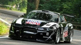 650 HP Mitsubishi Eclipse Gsx Hill Climb Rally Car - 2012 Czech Champion videos