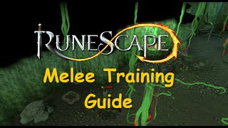 Runescape Training Guide: 1-99 Melee Combat Guide [Legacy