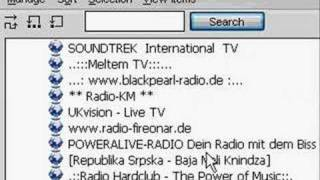 VLC Media Player Tv And Radio Channels