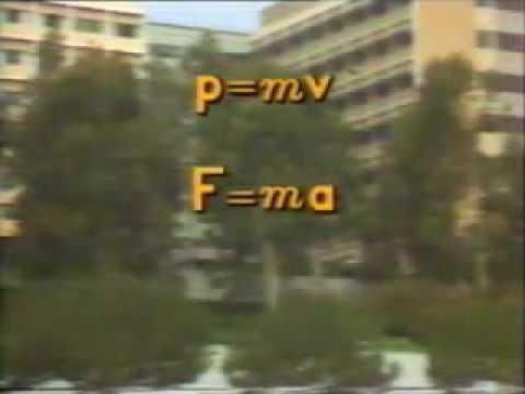 Física - Video 36 - Segunda Ley de Newton.